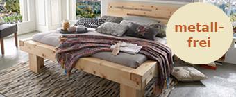 Monte Massivholz Relax Bettsystem