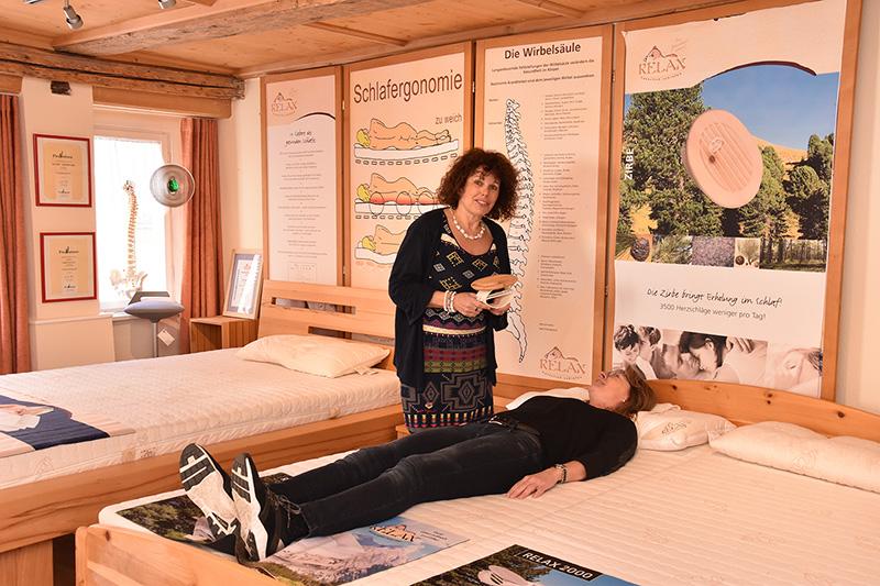 Sit-in Rottweil Relax Bettensystem Partner Geschäft